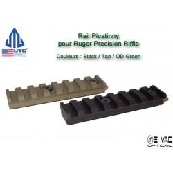 UTG - Rail Picatinny pour garde main Keymod Black - Ruger Precision Rifle ou AR-15