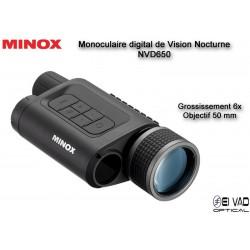 Monoculaire Digital MINOX de Vision Nocturne NVD650