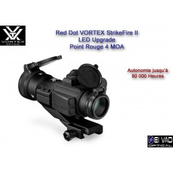 Point Rouge VORTEX StrikeFire II - 4 MOA - LED Upgrade
