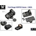 Point Rouge VORTEX Venom - 3 MOA