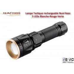 Lampe Tactique rechargeable...