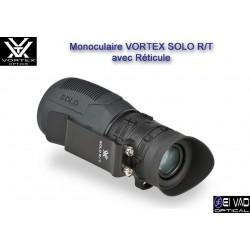 Monoculaire VORTEX SOLO Tactical R/T - 8x36 avec réticule