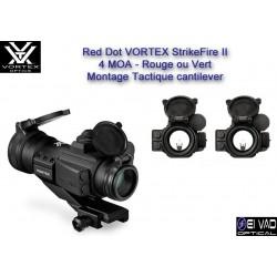 Point Rouge VORTEX StrikeFire II - 4 MOA
