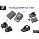 Point Rouge VORTEX Viper - 6 MOA - Pour arme de point
