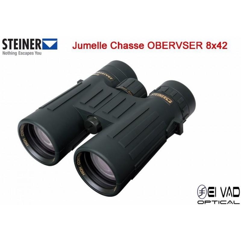 Jumelle STEINER Chasse OBSERVER 8x42