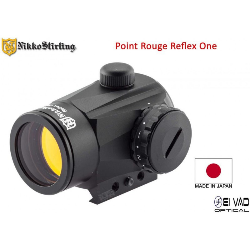 Point Rouge Nikko Stirling Reflex One - Made in Japan