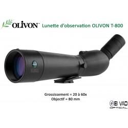 Longue Vue OLIVON T-800 pour le tir longue distance