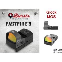 BURRIS -  FastFire 3 - Point Rouge pour GLOCK Gen4 MOS