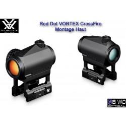 Point Rouge VORTEX CrossFire - 2 MOA