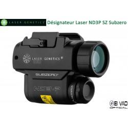 Laser Genetics - Désignateur LASER Vert ND3P SZ Subzero