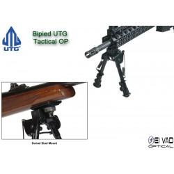 Bipied UTG Tactical pour rail picatinny ou grenadière
