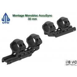 UTG - Montage Monobloc pour lunette de 30 mm