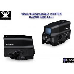 Point Rouge Holographique VORTEX RAZOR AMG UH-1