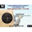 Lunette SCOUT VORTEX CrossFire II 2-7x32 - Réticule V-Plex