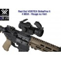 Point Rouge VORTEX StrikeFire II - 4 MOA