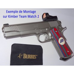 BURRIS -  FastFire III - Point Rouge Panoramique pour pistolet Kimber