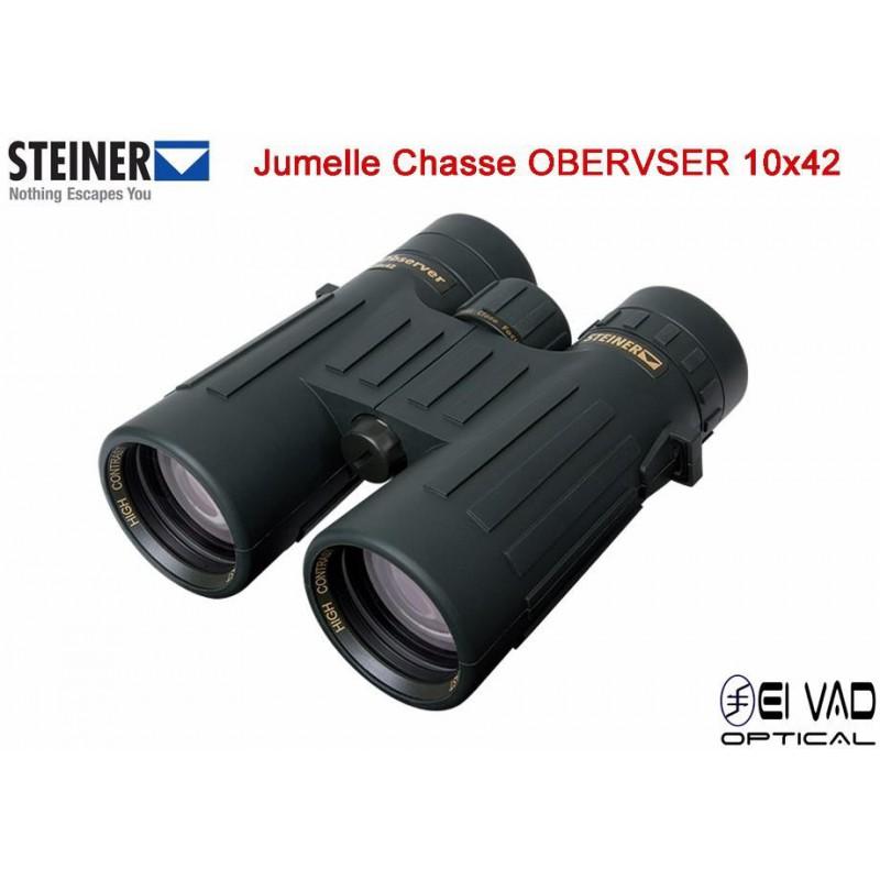 Jumelle STEINER Chasse OBSERVER 10x42