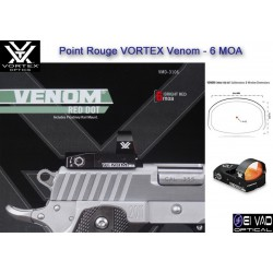Point Rouge VORTEX Venom - 6 MOA