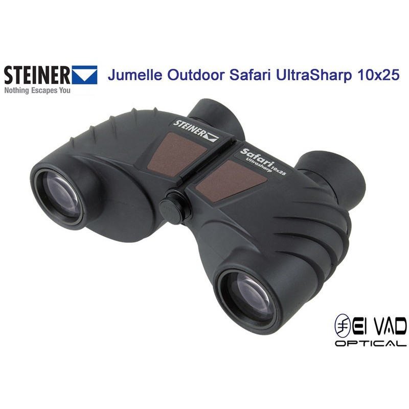 Jumelle STEINER OutDoor Safari UltraSharp 10x25