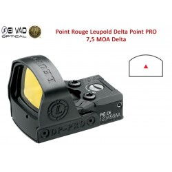 Point Rouge LEUPOLD DeltaPoint PRO - 7,5 MOA Delta