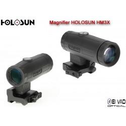 Magnifier HOLOSUN HM3X