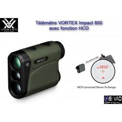 Télémètre VORTEX Impact 850 avec fonction HCD