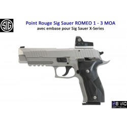 Point Rouge Sig Sauer Romeo 1 pour Sig Sauer X-Series - 3 MOA