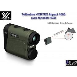 Télémètre VORTEX Impact 1000 avec fonction HCD