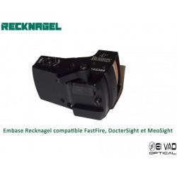 Montage Amovible ERA RECKNAGEL pour rail de 11mm - BURRIS Fastfire, DocterSight et MeoSight