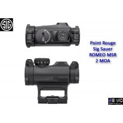 Point Rouge Sig Sauer Romeo MSR - 2 MOA