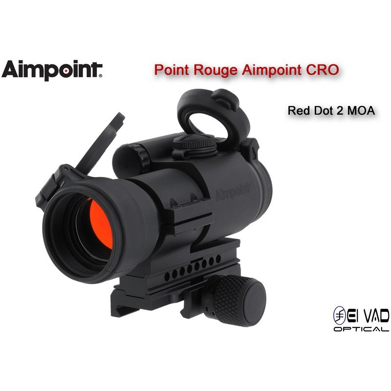 Point Rouge AIMPOINT CRO (Competition Rifle Optic) - 2 MOA