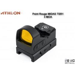 Point Rouge ATHLON Midas TSR1 - 3 MOA