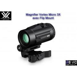 Magnifier VORTEX Micro 3X - Amplificateur 3x