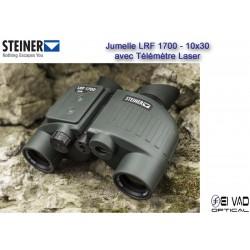 Jumelle STEINER LRF 1700 10x30 - avec Télémètre intégré