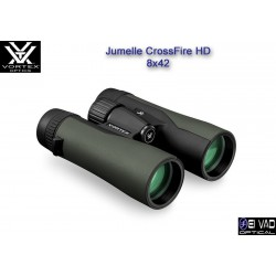 Jumelle VORTEX CrossFire HD 8x42
