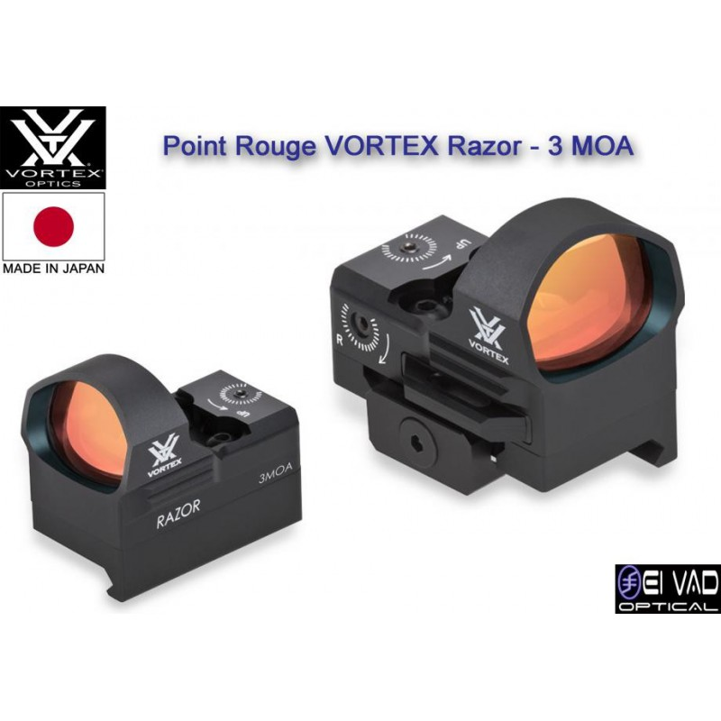 Point Rouge VORTEX Razor - 3 MOA