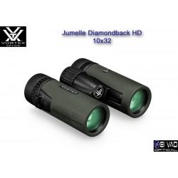 Jumelle VORTEX Diamondback HD 10x32