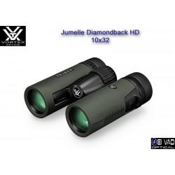 Jumelle VORTEX Diamondback HD 10x32