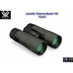 Jumelle VORTEX Diamondback HD 10x42