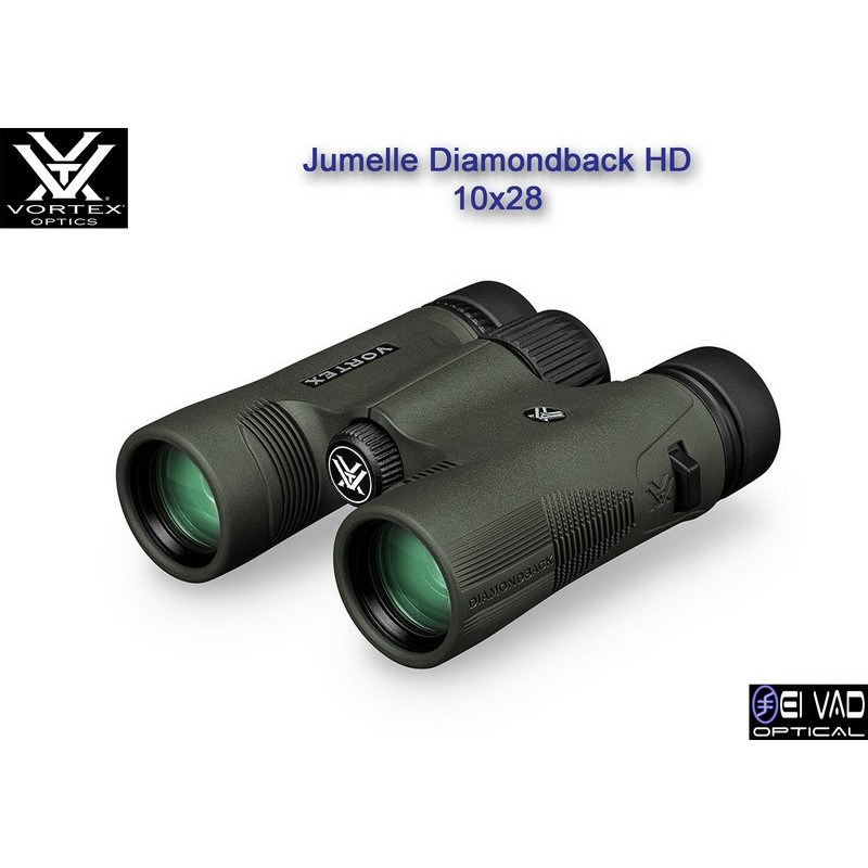 Jumelle VORTEX Diamondback HD 10x28
