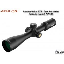 Lunette ATHLON Helos BTR GEN2 6-24x56 - Réticule APRS6